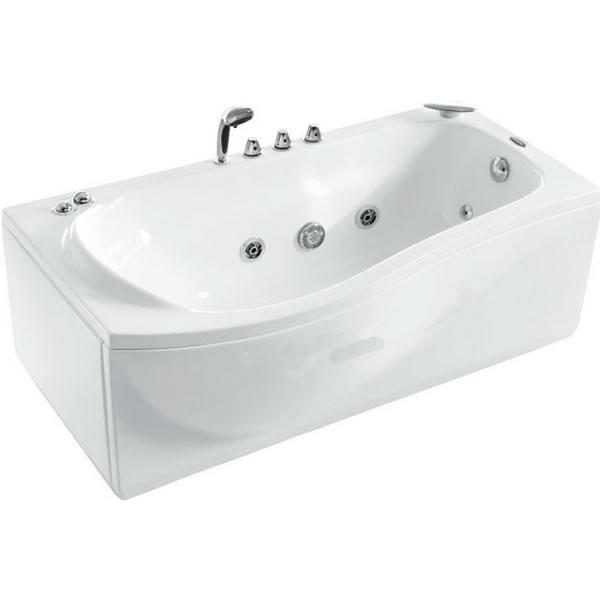 Bồn tắm nằm massage Koleto AR-1700SQ