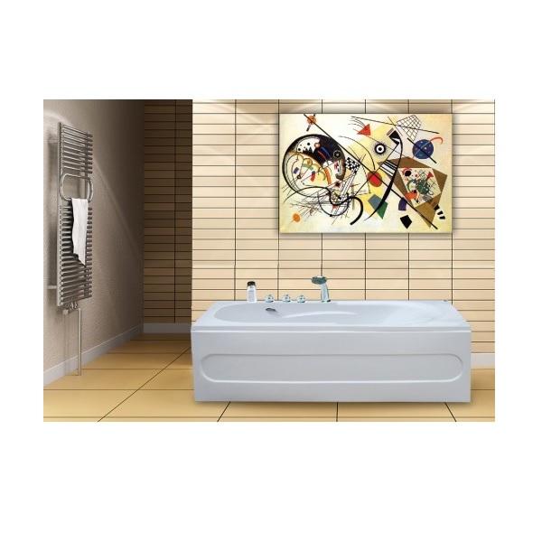 Bồn tắm massage Miller 2680