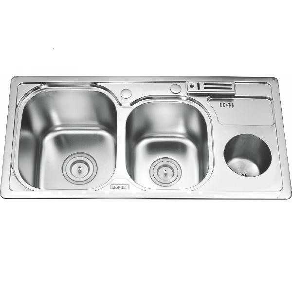 Chậu rửa bát Gorlde GD 5503