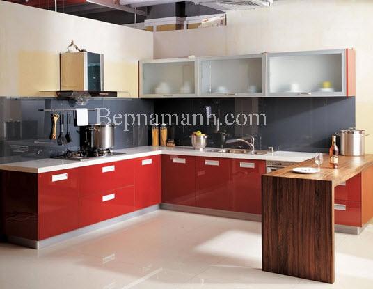 Tủ bếp Nhựa Fomex
