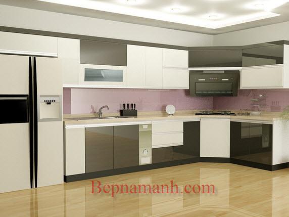 Tủ bếp Nhựa Picomat 1