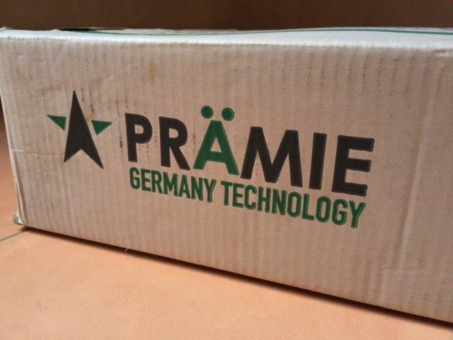 vỏ hộp của bếp điện từ pramie